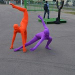 Цветные невидимки на мероприятие